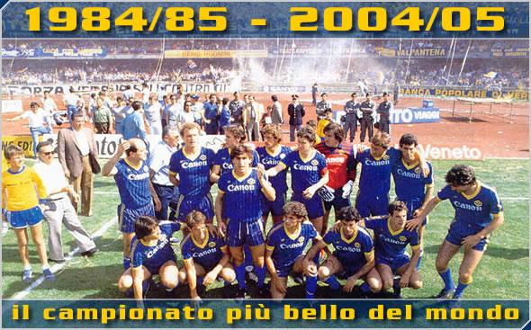 Hellas Verona 1984/85